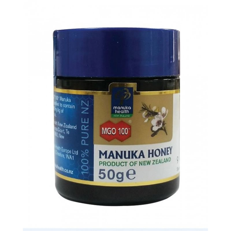 Miel de Manuka MGO 100+ 50g