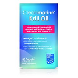 Aceite de Krill 590mg 60 cápsulas