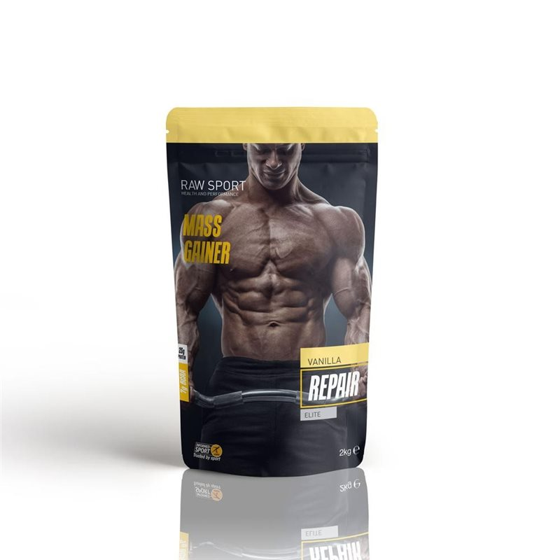 Elite Repair Mass Gainer Vainilla 2,5kg