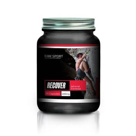 Recover Adrenal Formula 600mg 90 cápsulas