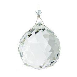 Bola de Feng Shui de Cristal Facetado