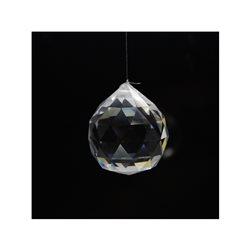 Bola de Feng Shui de Cristal Facetado 4cm