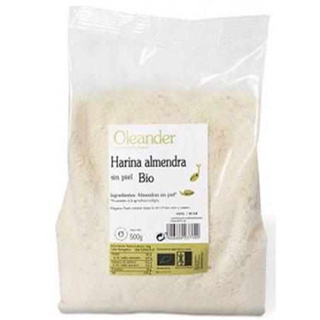 Harina de Almendras sin Piel Bio 500g