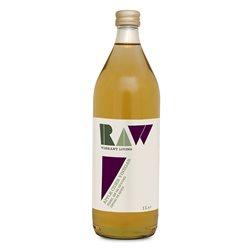 Vinagre de Sidra de Manzana Crudo Bio 1l