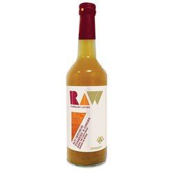 Vinagre de Sidra de Manzana Crudo con Jengibre y Cúrcuma Bio 500ml