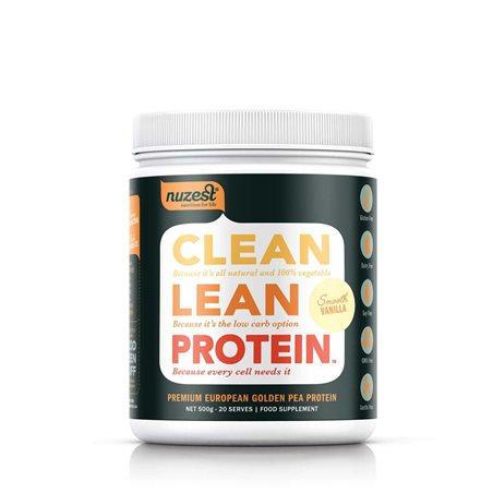 Clean Lean Proteína Vainilla 500g