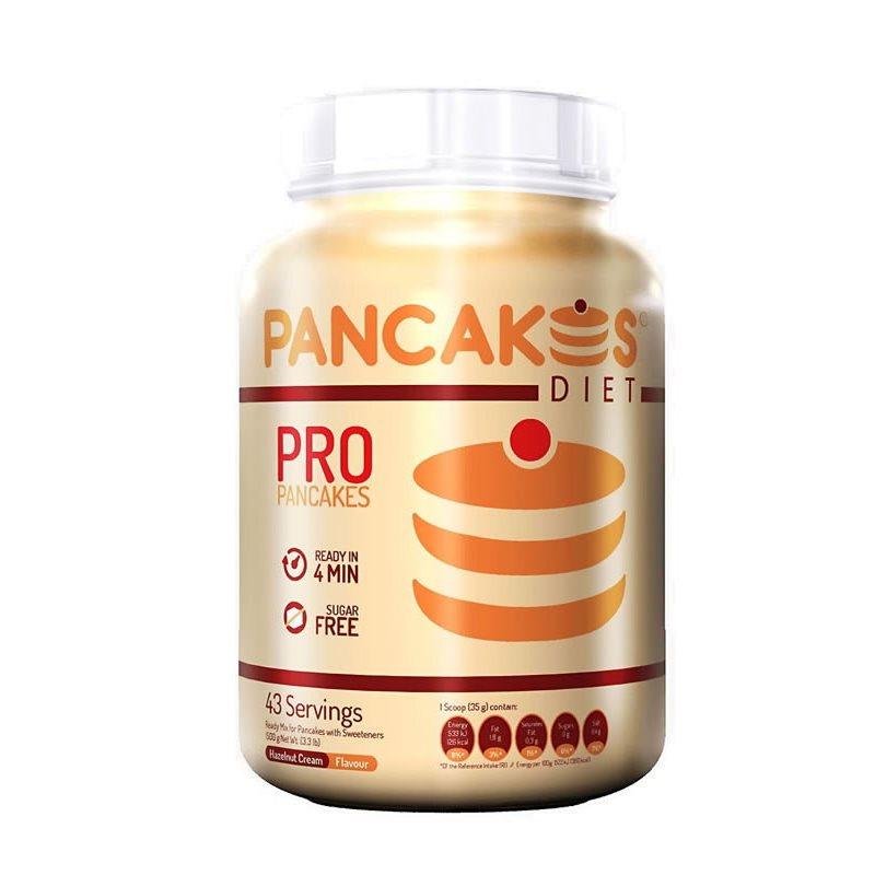 Pro Pancakes Sabor Natural 600g