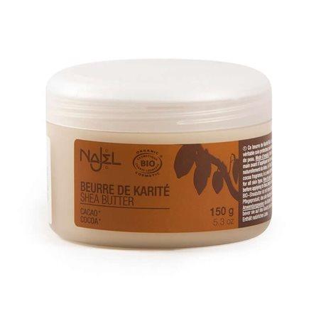 Manteca de Karité con Cacao Bio 150g