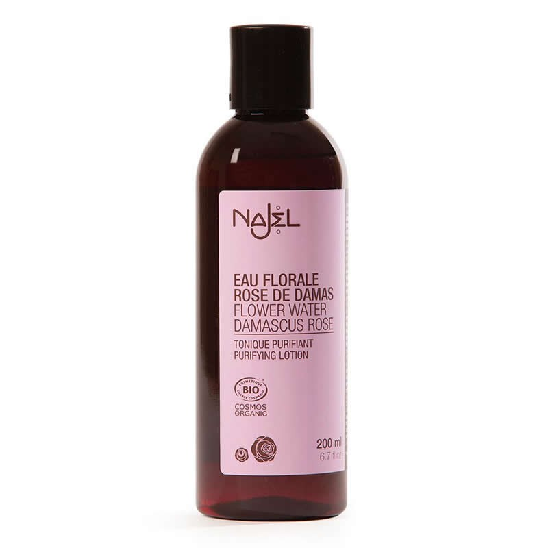 Agua de Rosa Damascena Bio 200ml