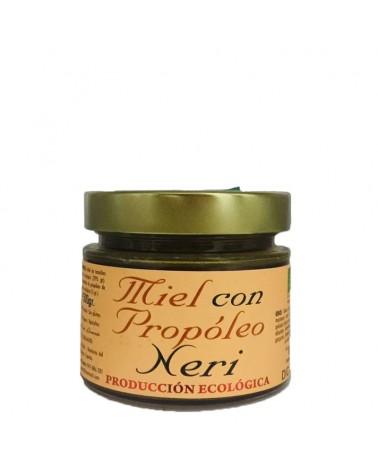 Miel de Tomillo Cruda con Propóleo Bio 300g