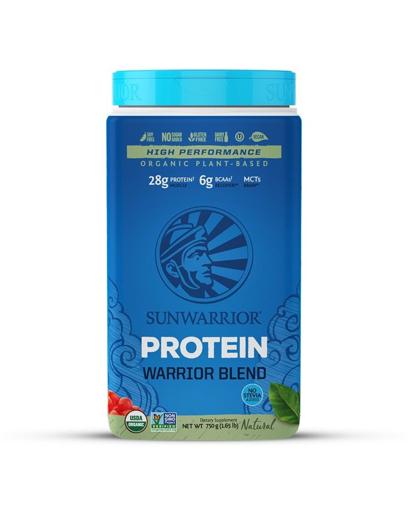 Warrior Blend Protein Natural Bio 750g