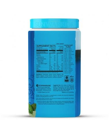 Warrior Blend Protein Natural Bio 750g - Composición