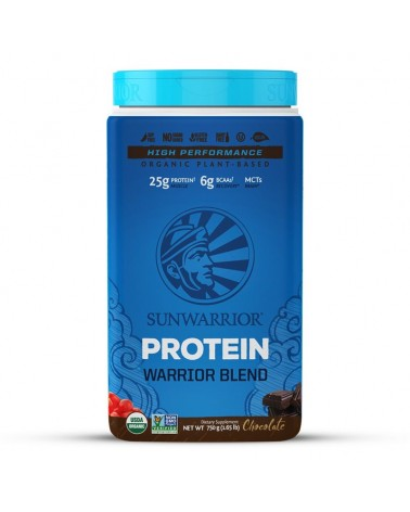 Warrior Blend Protein Chocolate Bio 750g