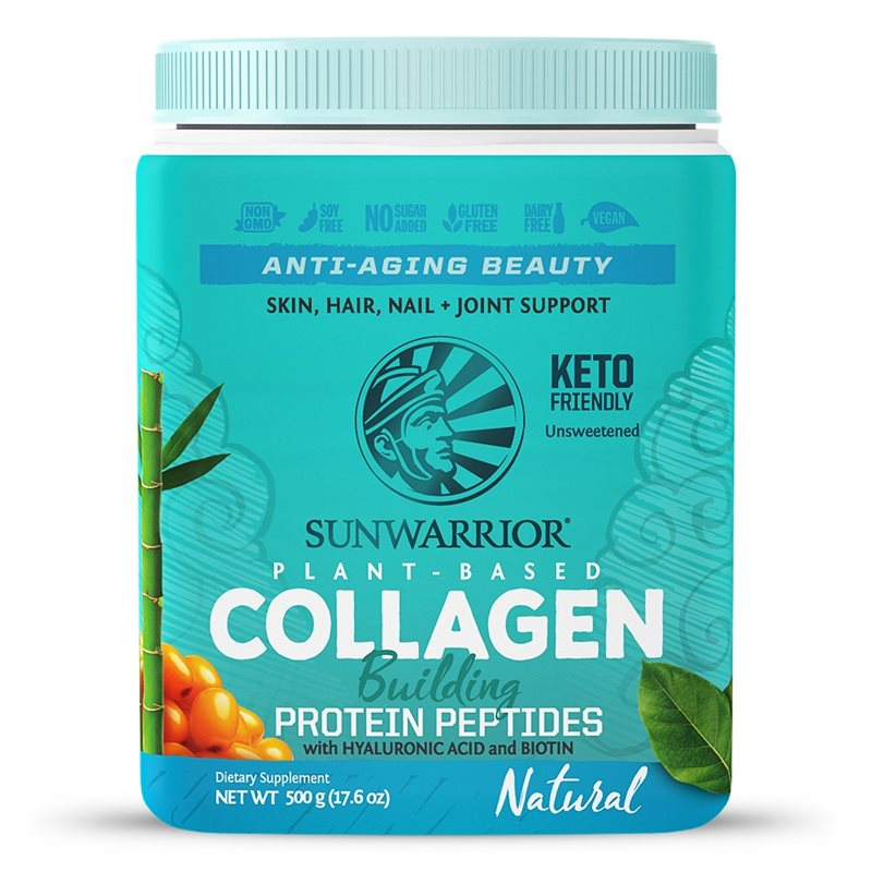 Warrior Collagen Builder Protein Natural 500g