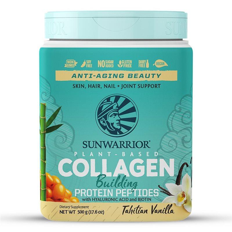 Warrior Collagen Builder Proteína Vainilla 500g