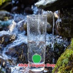 Agua de mar y agua alcalina