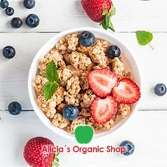 Cereales, mueslis y granolas